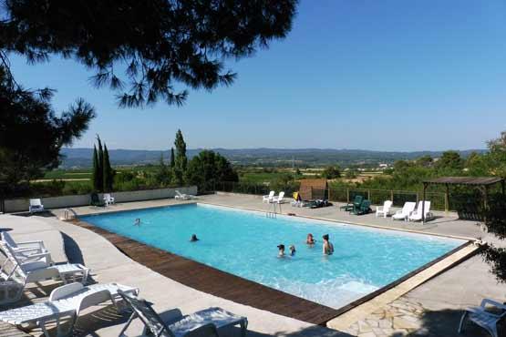 Camping avec piscine Carcassonne