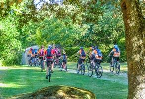 Camping vélo Carcassonne