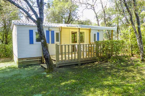 camping mobil-home martinet rouge carcassonne