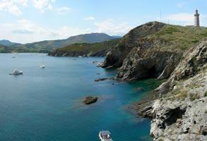 Camping Pyrénées Orientales bord de mer