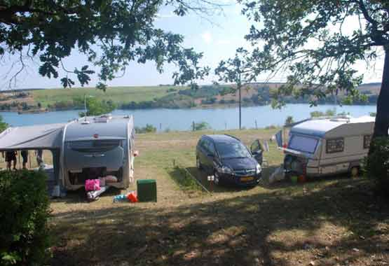 Emplacement camping Carcassonne