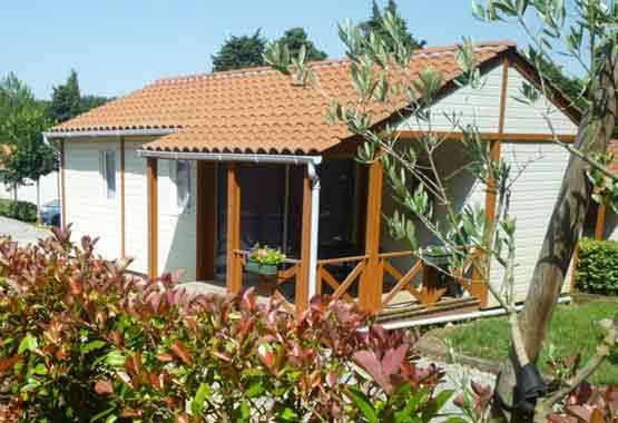 Location chalet Aude