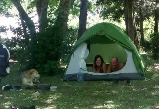 Location emplacement camping Aude